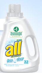 All Detergent Only $2 @ Publix