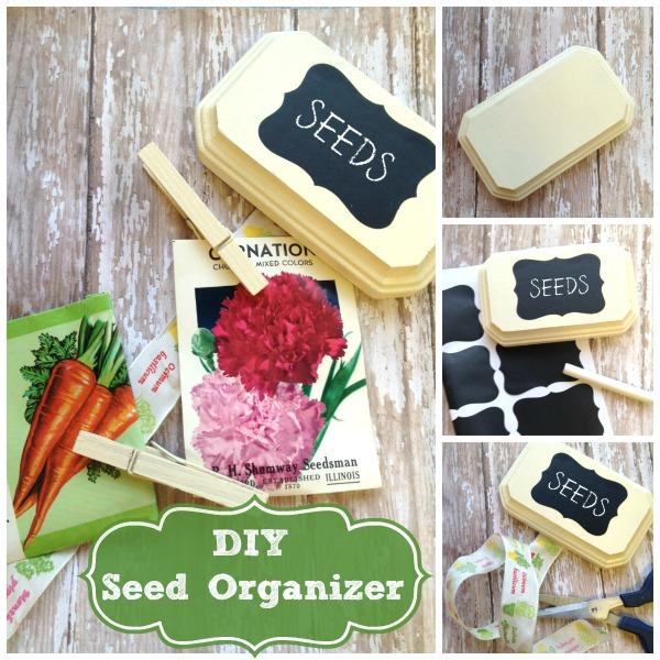 Seed Organizer