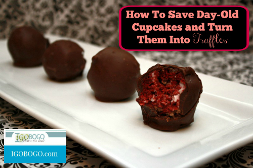 How To Save Day-Old Cupcakes and Turn Them Into Truffles