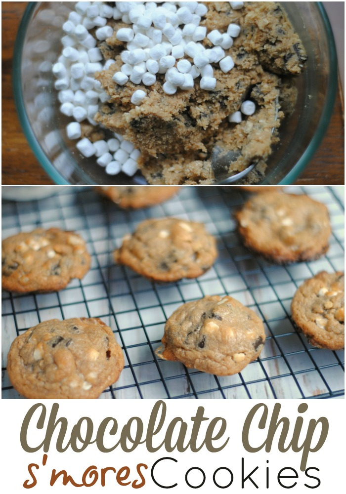 Chocolate Chips S'Mores Recipe