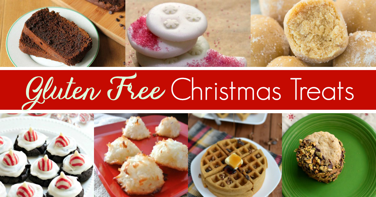 Gluten Free Christmas Treats