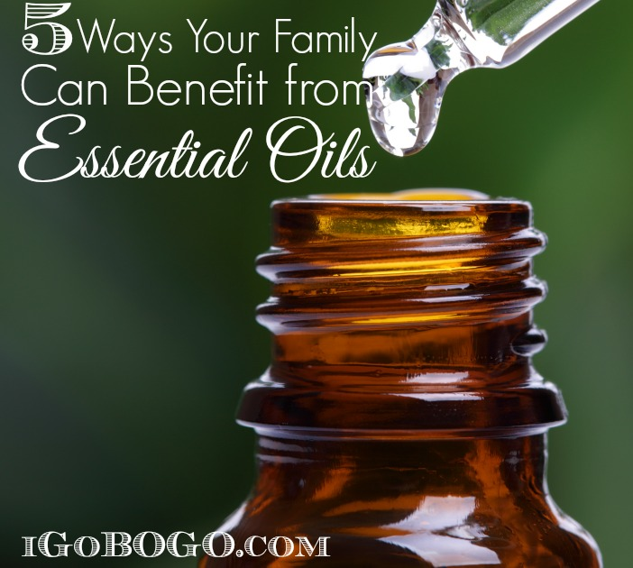 5 Ways Your Family Can Benefit From Essential Oils