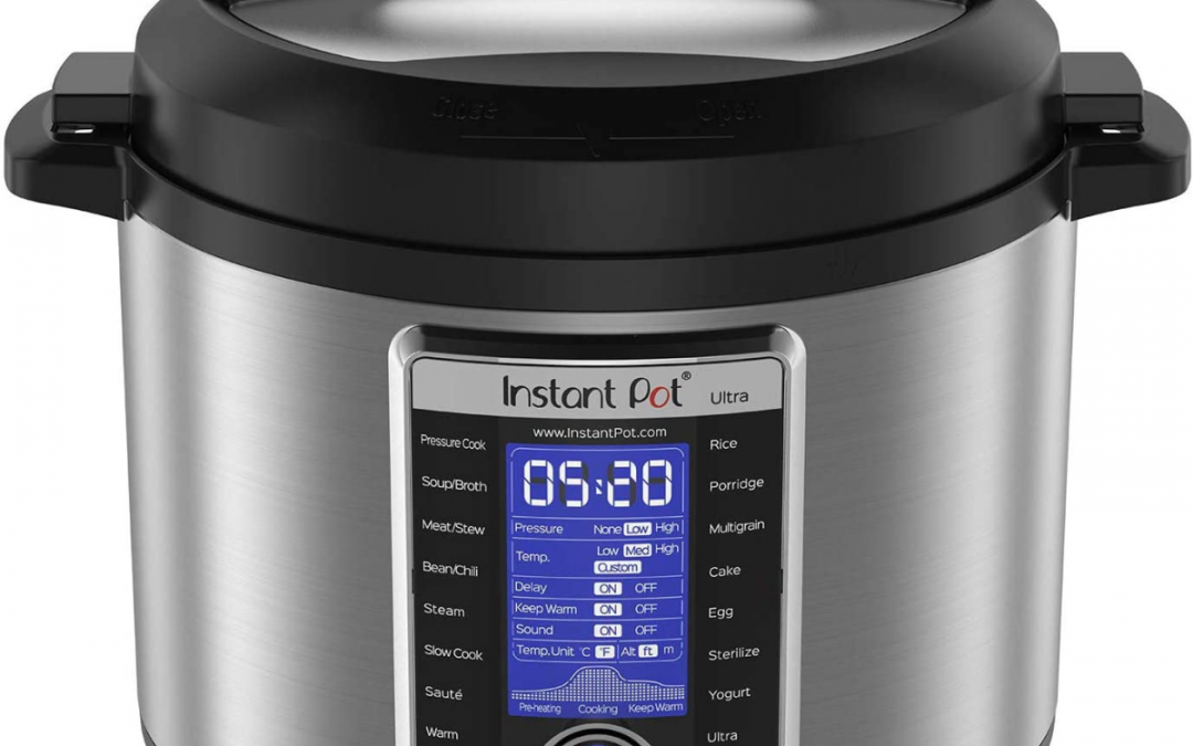 Instant Pot Ultra 10-in-1 Only $99 + More