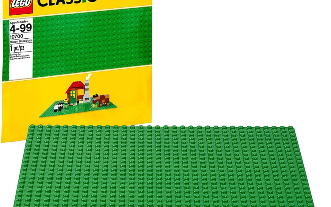 LEGO Baseplate only $4.79