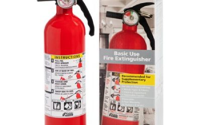 2 Pack Kidde Fire Extinguishers only $20!