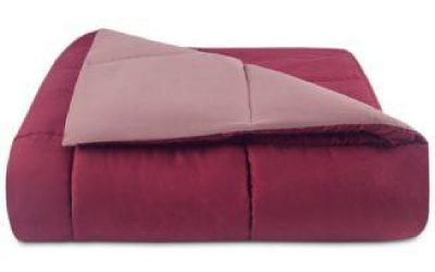 Martha Stewart Reversible Down Alternative Comforters only $19.99